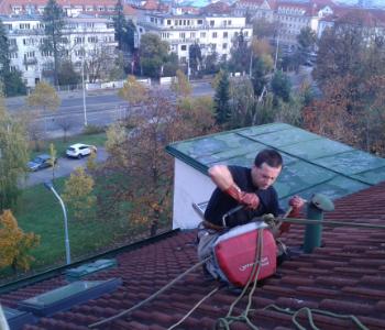 Čistění odpadů Praha