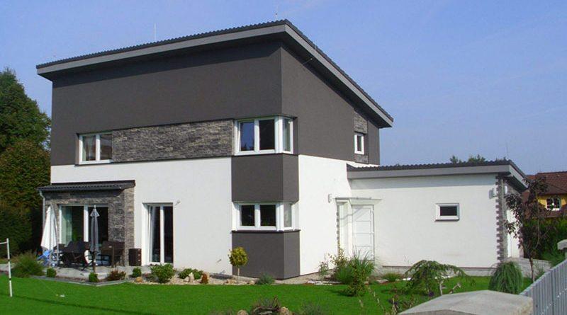 Projekty rodinných domů