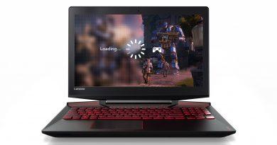 Lenovo Legion Y720: první notebook s Dolby Audio