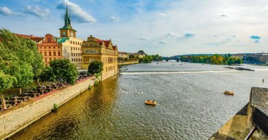 V Praze se dá přežít i v horku, důležitá je klimatizace a poloha